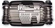 Crankbrothers Mini Bike Tools Multi 19 Tool Black +Case