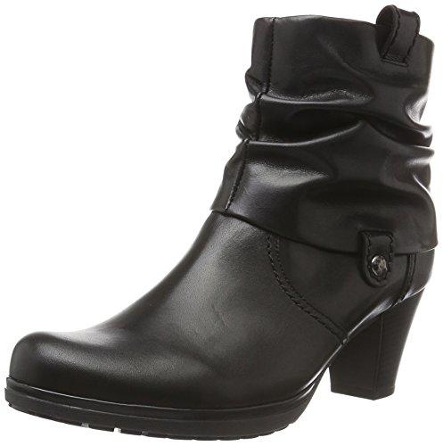 Gabor Comfort Basic - Botas Mujer Negro (Schwarz micro)