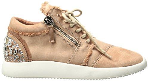 Giuseppe Zanotti Dames Rs7116 Sneaker Vlees Van De Mode