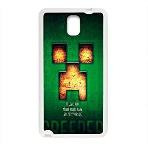 SANLSI Creeper Case Cover For samsung galaxy Note3 Case