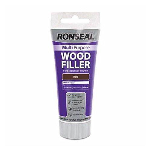 Ronseal Wood Filler - Dark 100g