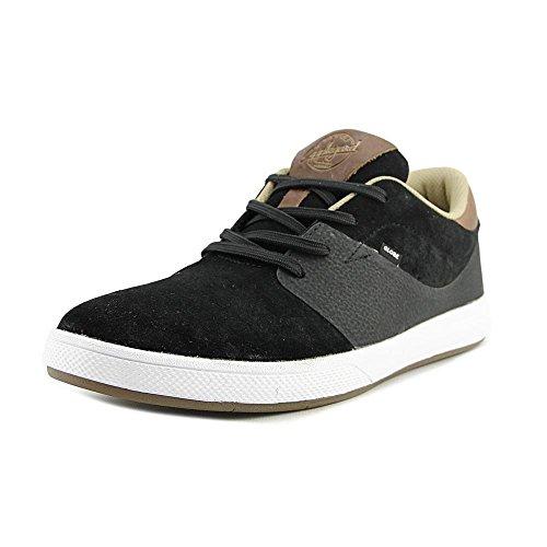Klot Mens Mahalo Sg Skateboard Sko Svart / Brun / Hart