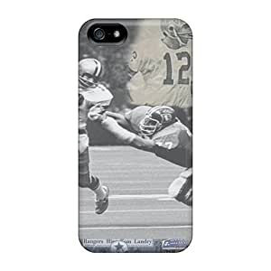 New Style Case Cover QNL3860AHqS Dallas Cowboys Compatible With Iphone 5/5s Protection Case