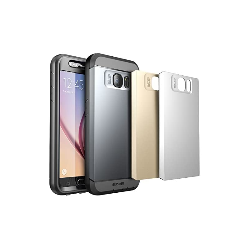 Galaxy S6 Case, SUPCASE Water Resistant