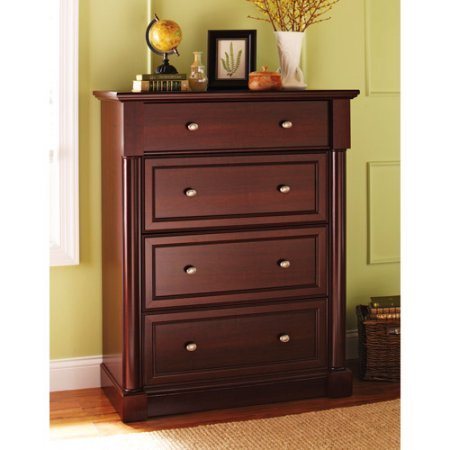 Better Homes and Gardens Ashwood Road Chest, 411284, Cherry from Generic