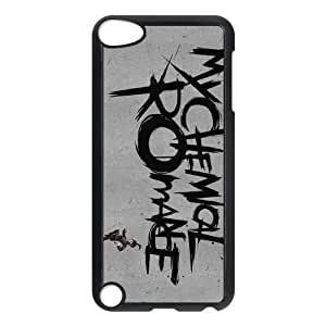 aqiloe diy Customize Famous Music Band My Chemical Romance Back Cover Case for iPod Touch 5