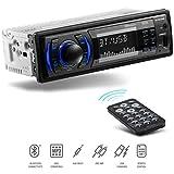 BOSS 616UAB Audio Single Din, Bluetooth, MP3/USB/SD Digital Media AM/FM Receiver (No CD Player)