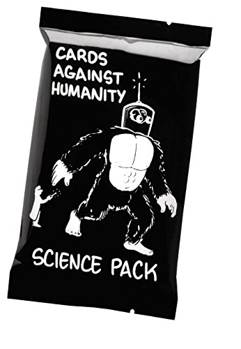 "Cards Against & Humanity ""Science"" Expansion"