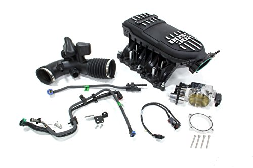 Boss 302 Intake Manifold - Ford Racing M-9000-M50BR Intake Power Up Kit