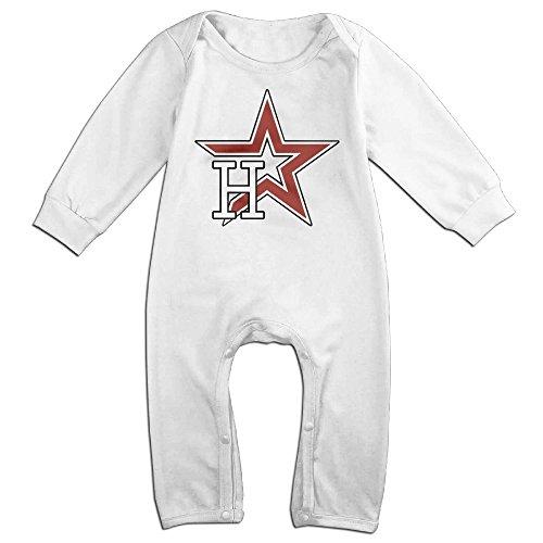 [ROBERT Baby Infant Romper Super Baseball Team Long Sleeve Jumpsuit Costume 6 M] (Cyberchase Costumes)