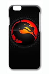 Brian114 China Dragon Oriental Style 19 Phone Case for the iPhone 6 Plus 3D