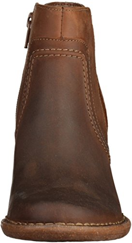 Clarks Femmes Paris Carleta Bottine Marron 261204034 wvZv17xgq