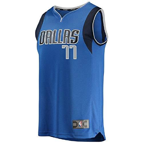 LILIONE Camisetas de Baloncesto - Dallas Mavericks Luka Doncic ...