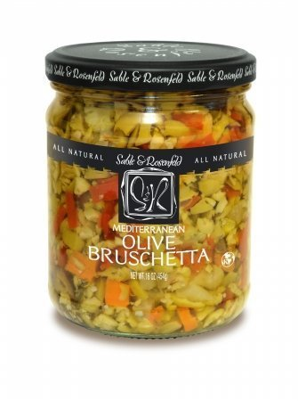 Sable And Rosenfeld Spicy Bruschetta 16Oz Jar (Pack Of 6)