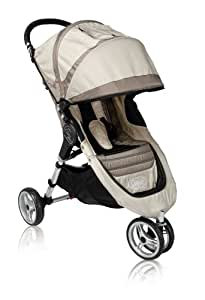 Baby Jogger 2010 City Mini Single Stroller, Black/Stone (Discontinued by Manufacturer)