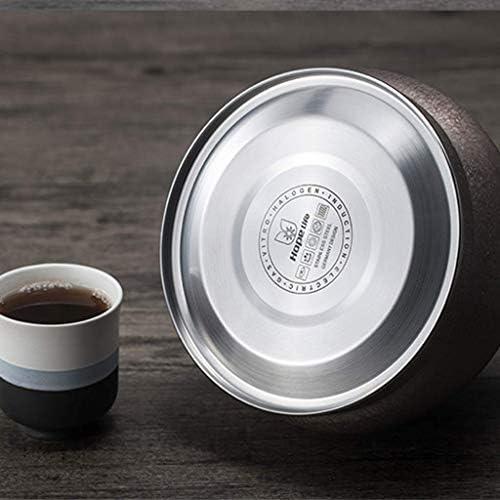 Home Draadloze Roestvrijstalen Lichtgewicht Fluitketel Met Traditionele/Retro-Uitloop Voor Kookplaat Of Kookplaat A
