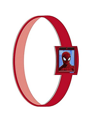 Spiderman Rubber Wristbands
