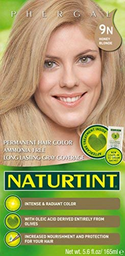 Naturtint Permanent Hair Color - 9N Honey Blonde, 5.6 fl oz (6-pack)