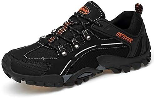 トレッキングシューズ ハイキングシューズ 歩きやすい スポーツ アウトドア キャンプ 軽量 通気 快適 滑りにくい 登山靴