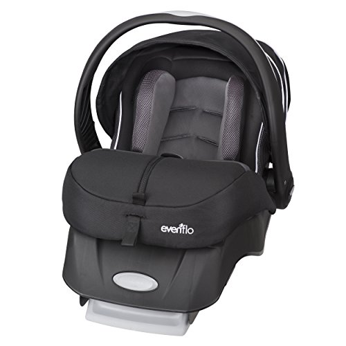 Evenflo ProComfort Embrace LX Infant Car Seat, Shadow