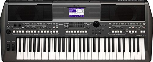 Yamaha PSR S670 61 Key Arranger Workstation