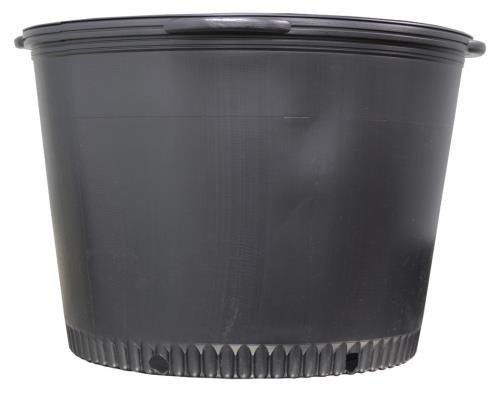 White Ridge 725540 Blow Molded Nursery Pot, 25 gallon