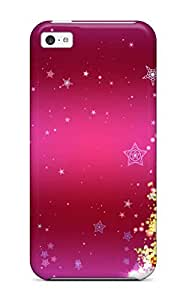 Best Premium K Christmas Back Cover Snap On Case For Iphone 5c
