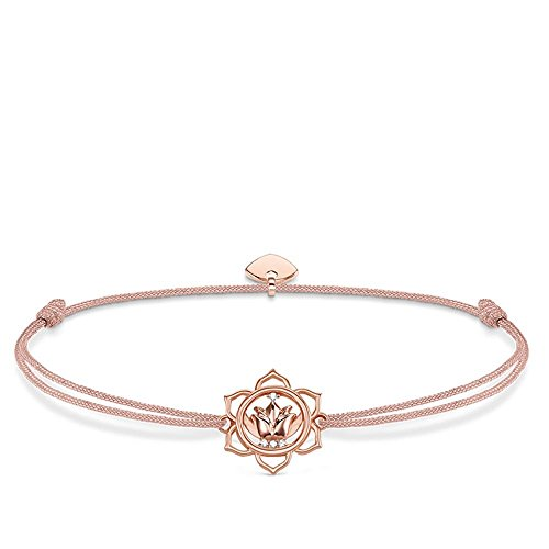 Thomas Sabo Glam & Soul Little Secret Lotus Flower Bracelet (Jewellery Thomas Sabo)