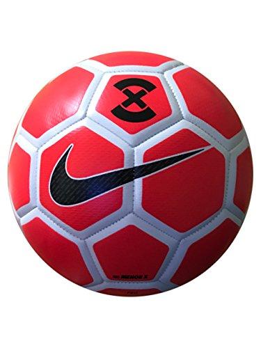 Nike Menor X Football Indoor Soccer Futsal Ball (Hyper Crimson)