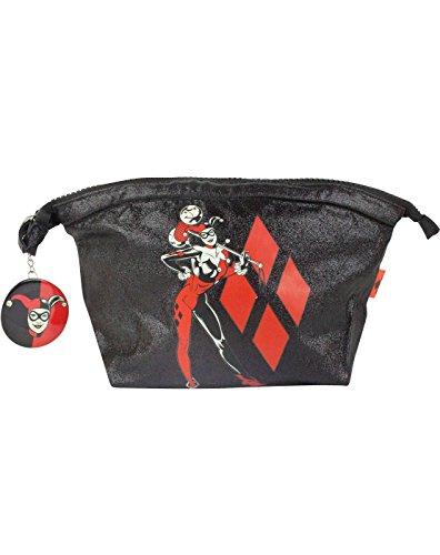 Harley Quinn Makeup Bag - 5