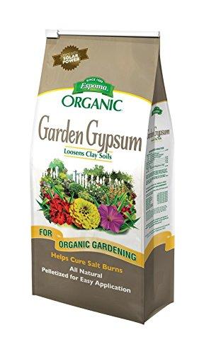 Espoma GG6 Garden Gypsum Fertilizer, 6-Pound ()