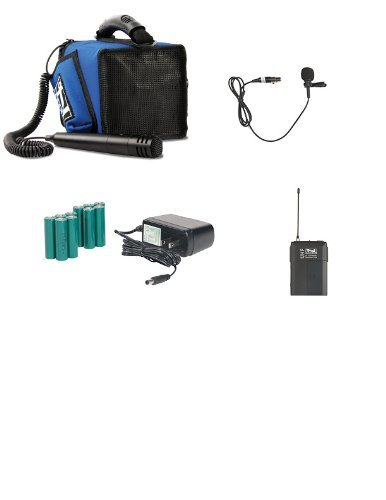 Anchor Audio, MiniVox Lite Deluxe Package w/ Lapel Mic, MiniVox-LiteDP (Minivox Lite Deluxe Package)
