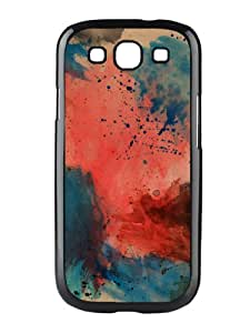 Individualization Attack in Surfers Paradise Hard Shell cover for abstract Samsung Galalxy S3 I9300 case