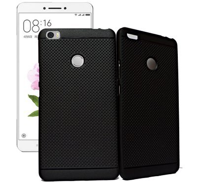 Marely Hudson Dotted Soft Back Cover For Xiaomi Mi Max