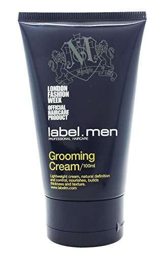 Label.M Men's Grooming Cream, 3.4 Ounce