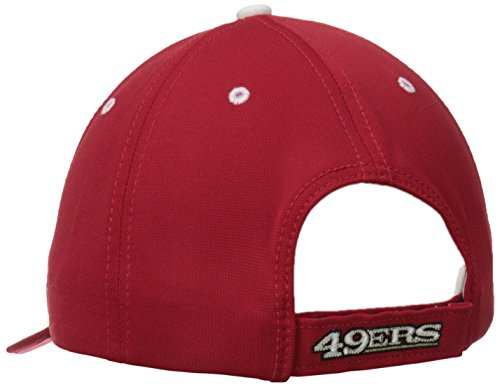 NFL San Francisco 49ers Condenser MVP Adjustable Hat