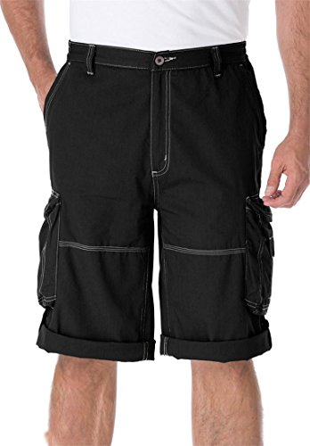Kingsize Weekend Convertible Cargo Shorts