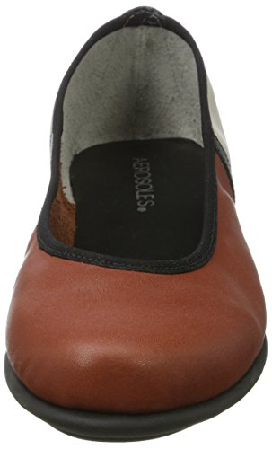 Aerosoles Damen Lots More Geschlossene Ballerinas Orange (Clay)