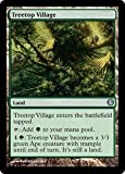 Magic: the Gathering - Treetop Village - Duel Decks: Knights vs Dragons