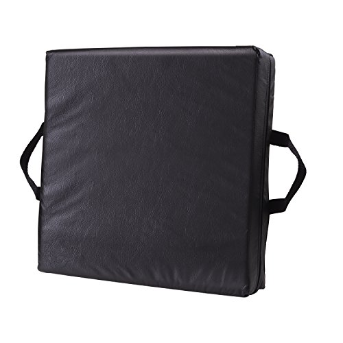 Wheelchair Seat Cushion Pillow, Black