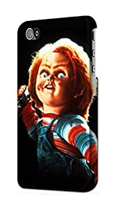S2052 Chucky With Knife Case Cover For IPHONE 4 4S