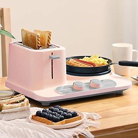 L&B-MR Máquina De Desayunos Multifunción 3 En 1, Horno ...