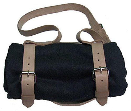 Civil War Blanket Roll Sling - Natural by Military Uniform Supply
