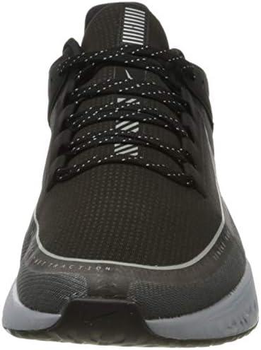 41wa3djdftL. AC Nike Men's Legend React 2 Shield Running Shoes    Nike NIKE LEGEND REACT 2 SHIELD Men's Running Shoes BQ3382-001