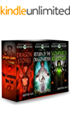 The Dragon Stone Trilogy: The Complete Box Set: Dragon Stones, Return of the Dragon Riders, Vosper's Revenge