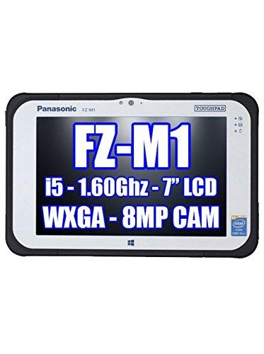 PANASONIC TOUGHPAD FZ-M1 FZ-M1CEHCXBM 8MP CAM, 128GB SSD, 8GB Ram, Windows 8.1 Pro