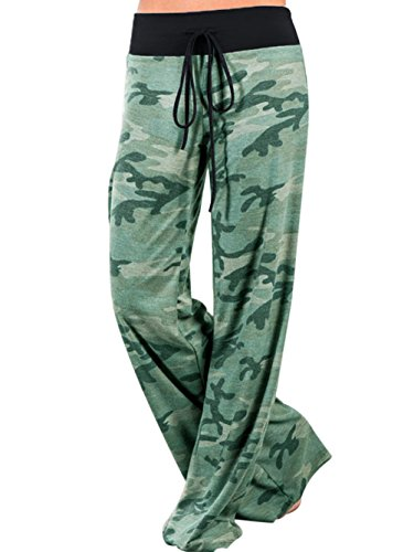 Camo Capri Sweatpants - 7