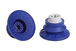 Schmalz SAB 60 NBR-60 G3/8-IG bellows suction cup (round)