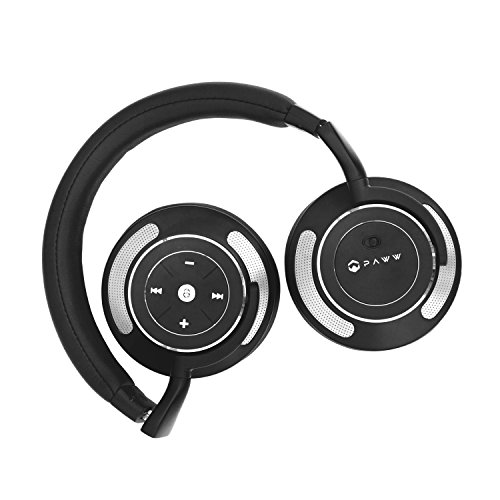 paww wavesound 3 bluetooth headphones active noise. Black Bedroom Furniture Sets. Home Design Ideas