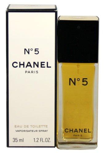 5baa9f1345 Chanel No 5 Eau De Toilette 1.2 Oz Spray Brand New in Box